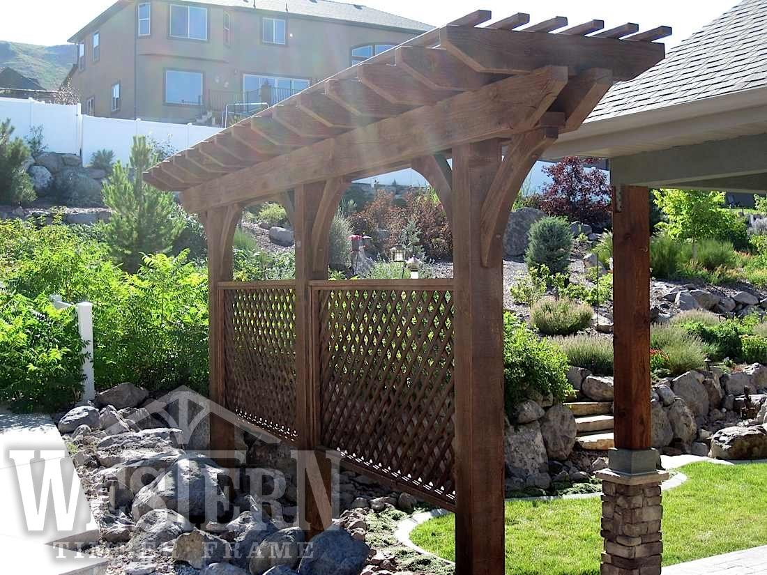 Pergolas And Trellises Styles