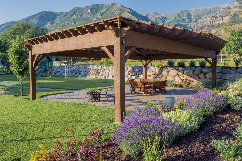 Shadescape structures styles pergola gazebo for Southwest pergola