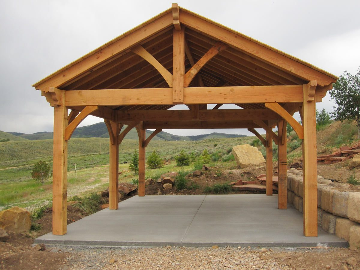 Wonderful wood carport designs and plans 6 francin after for Timber carport plans