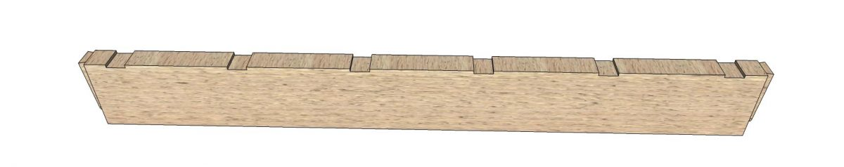 rafter notched