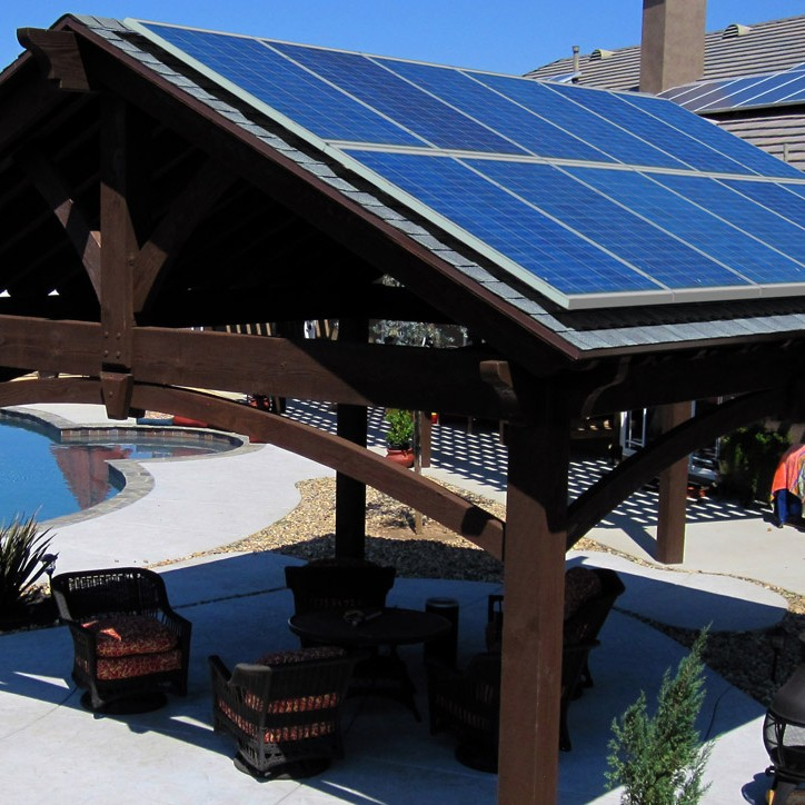 Expand With A Solid Covered Deck Or Patio Western Timber