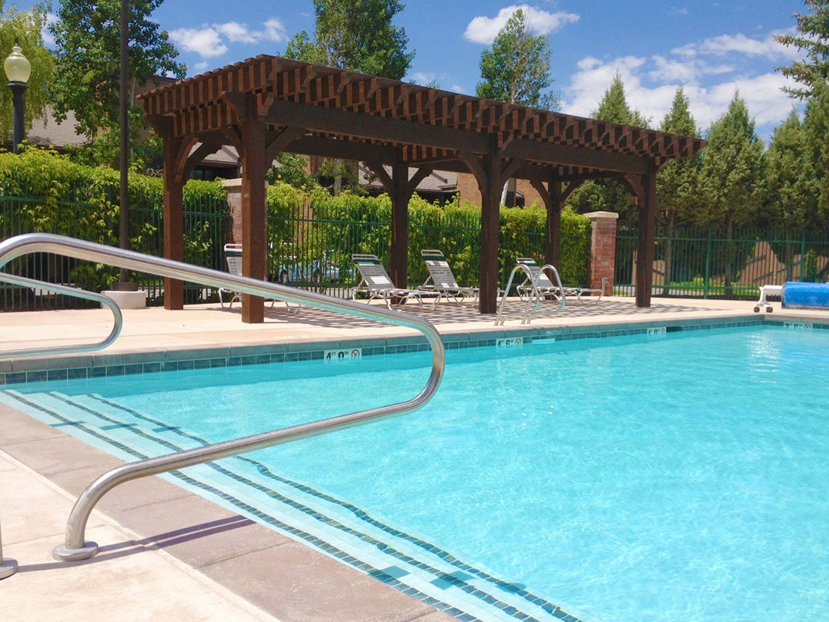 pergola und pool pictures - photo #31