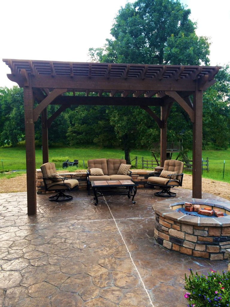 easy install 10 39 14 39 cedar diy pergola kit western timber frame. Black Bedroom Furniture Sets. Home Design Ideas