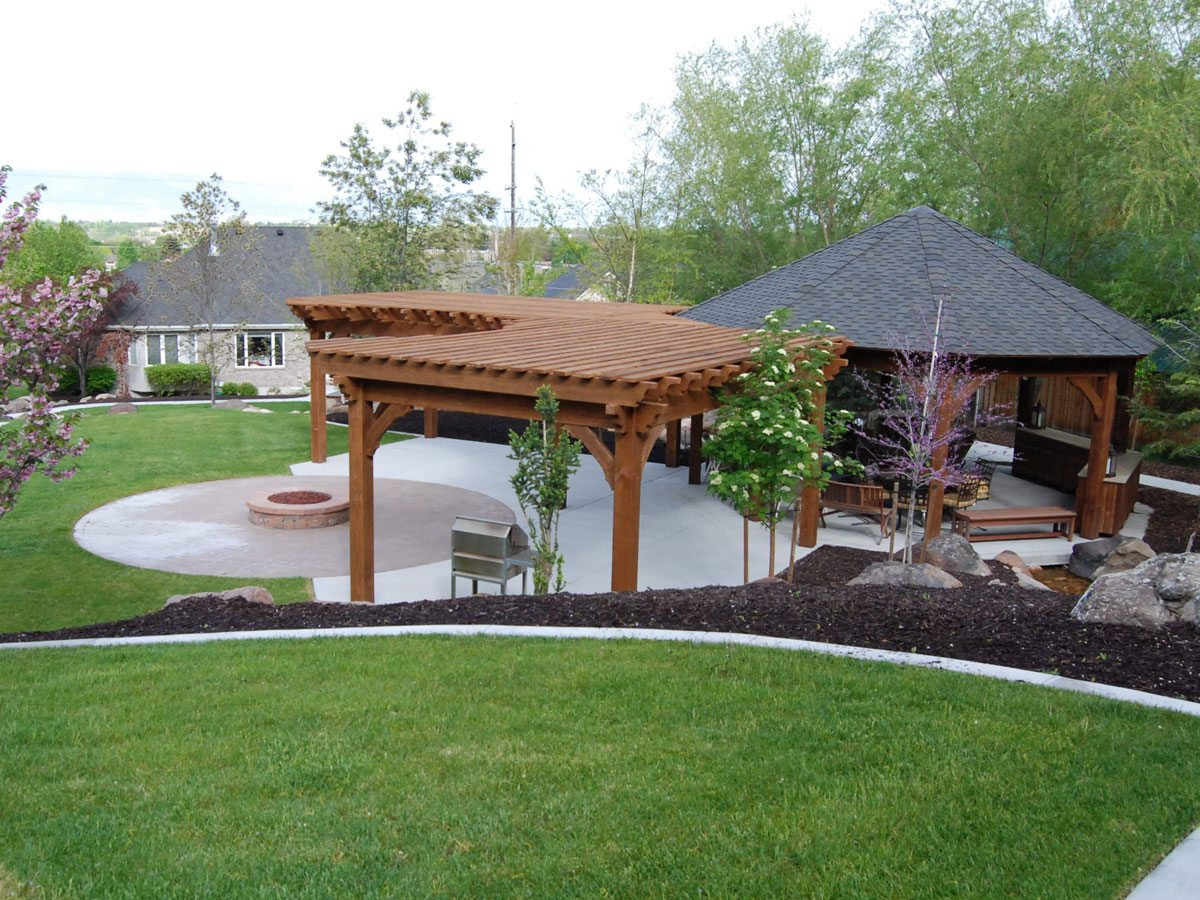 DIY Gazebo, Pergolas, Swing Set & Picnic Table | Western Timber Frame