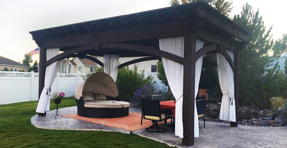 Nevada pergola DIY kit
