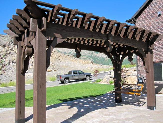 western timber frame exceeds the industry in innovation and design do date there has not been a pergola built that can compare its quality and longevity
