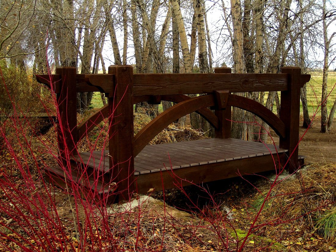Timber framing products we offer western timber frame for Timber frame bridge