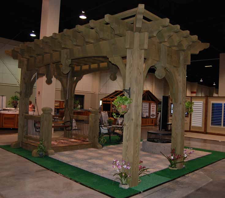Western Timber Frame Annual Home Remodeling Decorating Show Western Timber Frame