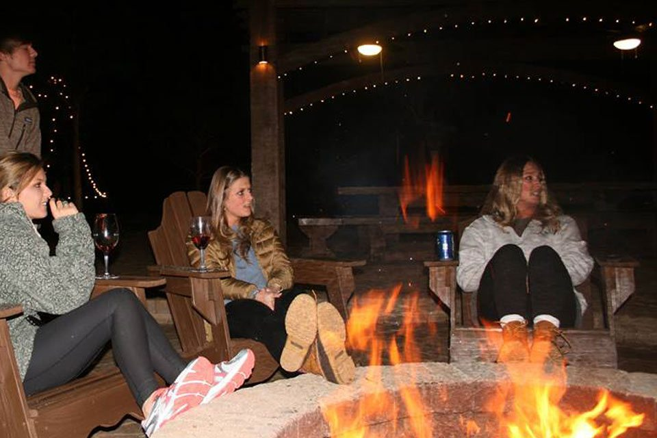 fire pit gazebo renew friendship