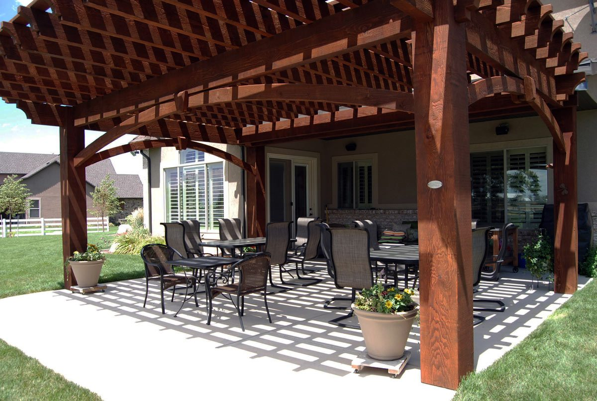 30 Wellsprings of Shade on Parade | Western Timber Frame