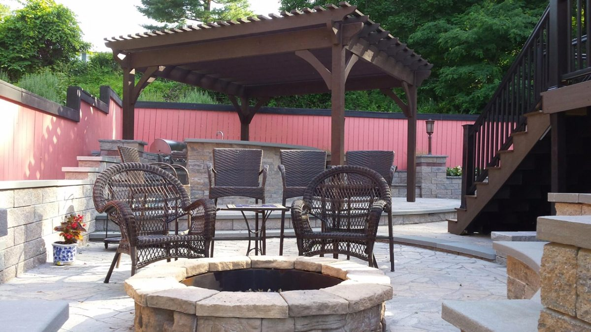diy timber frame pergola kit