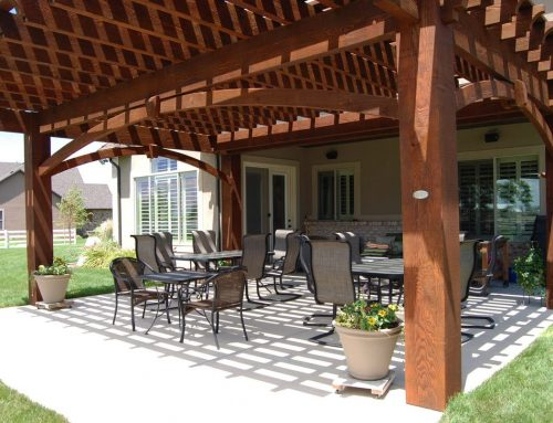 Your GUIDE to EASY Build HEAVY-Duty CANTILEVER Pergolas – Pavilions – Trellises