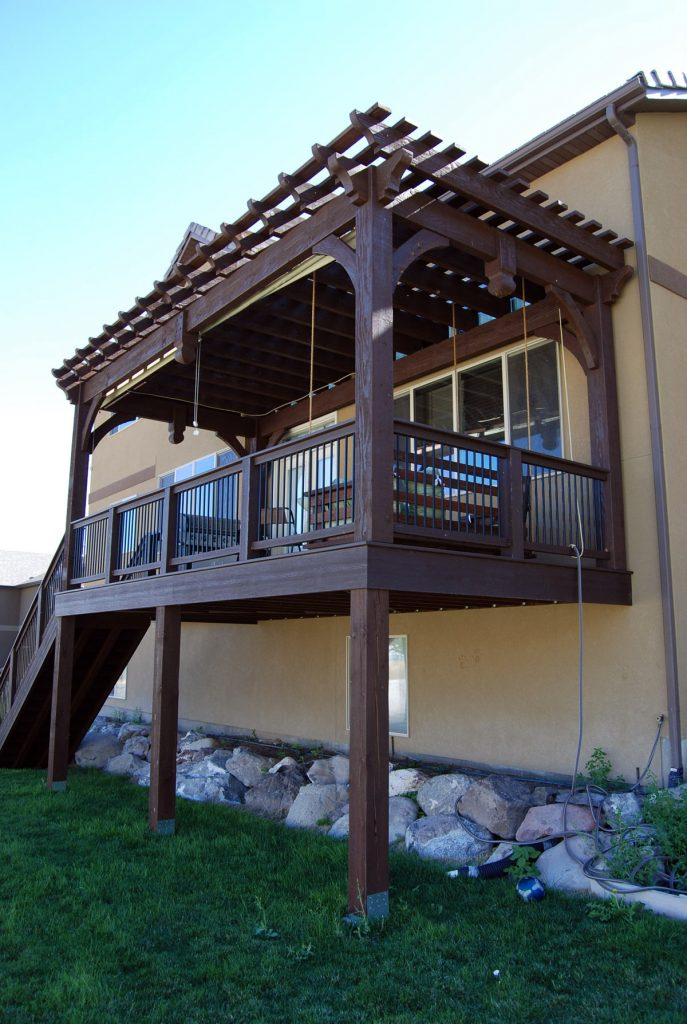 Planning For A 12 X 20 Timber Frame Over Sized Diy Pergola Western Timber Frame