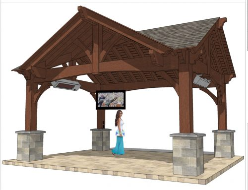 "The 4 ""Must Haves"" to Price a Pergola or Pavilion Kit"