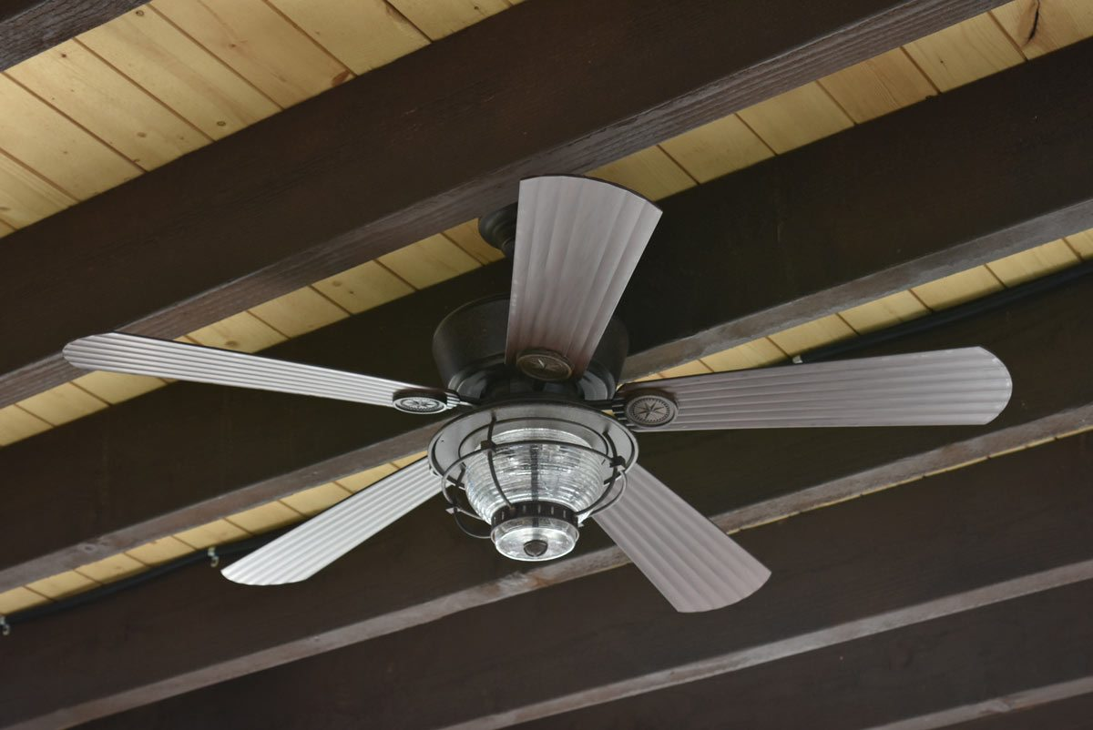 dovetail pavilion fan