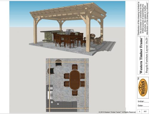 Plan for a Successful Outdoor Living Shade Shelter