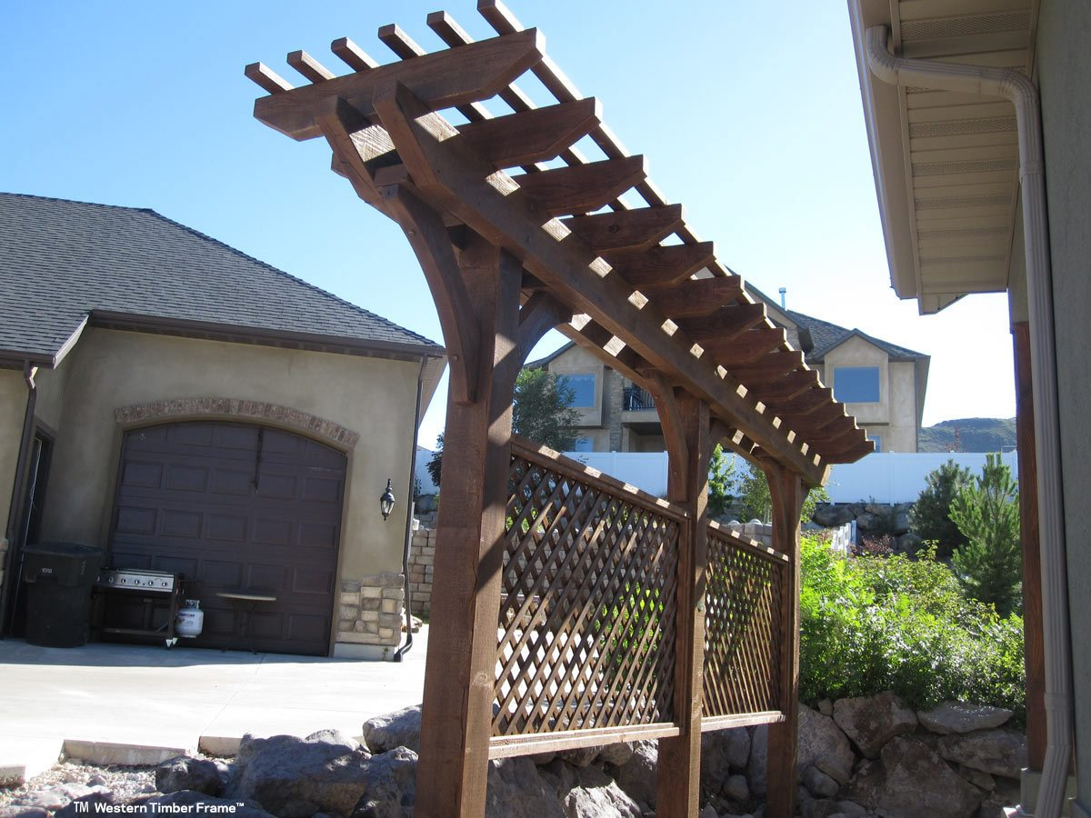 11 Charming Trellises Define Space Add Beauty Amp Privacy