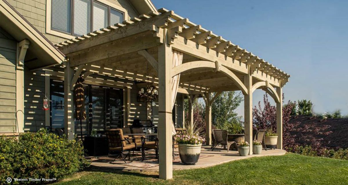 shadescape pergola kit