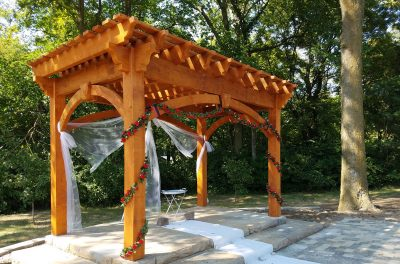 outdoor wedding wdiy pergola kit - Pergola Kit