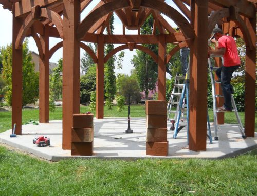 Should YOU or a PRO Install Your Gazebo, Pavilion, or Pergola?