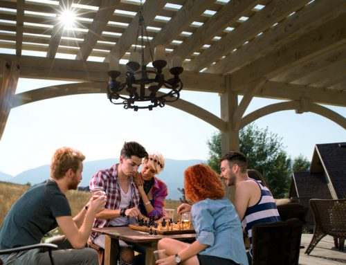 17 Patio Pleasures 'n Backyard Fun
