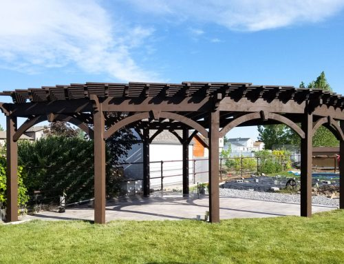 Stronger Pergola Anchor: NO Soil Removal NO Concrete Dry Time