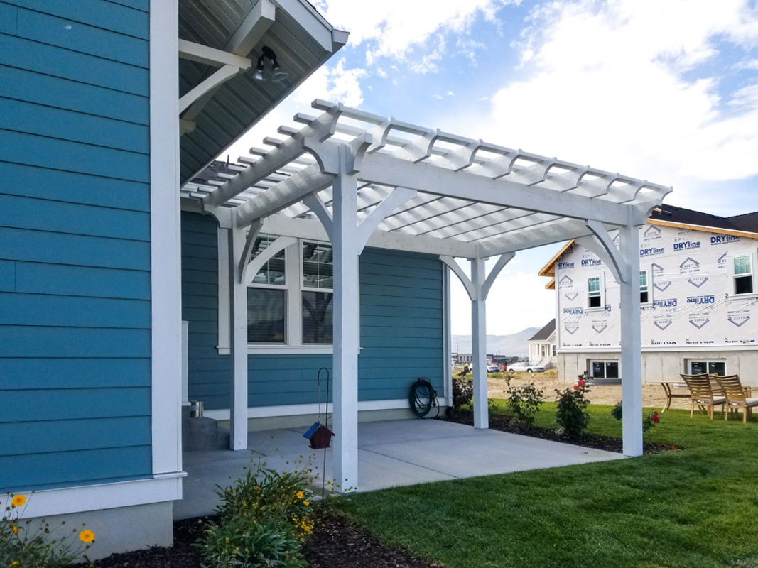 Your Précis for a ShadeScape™ Pergola | Western Timber Frame