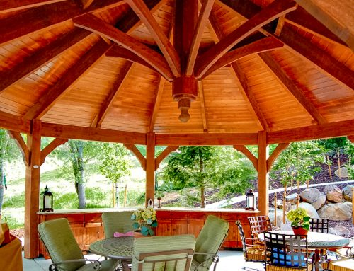 17 Gazebos That Grab Attention
