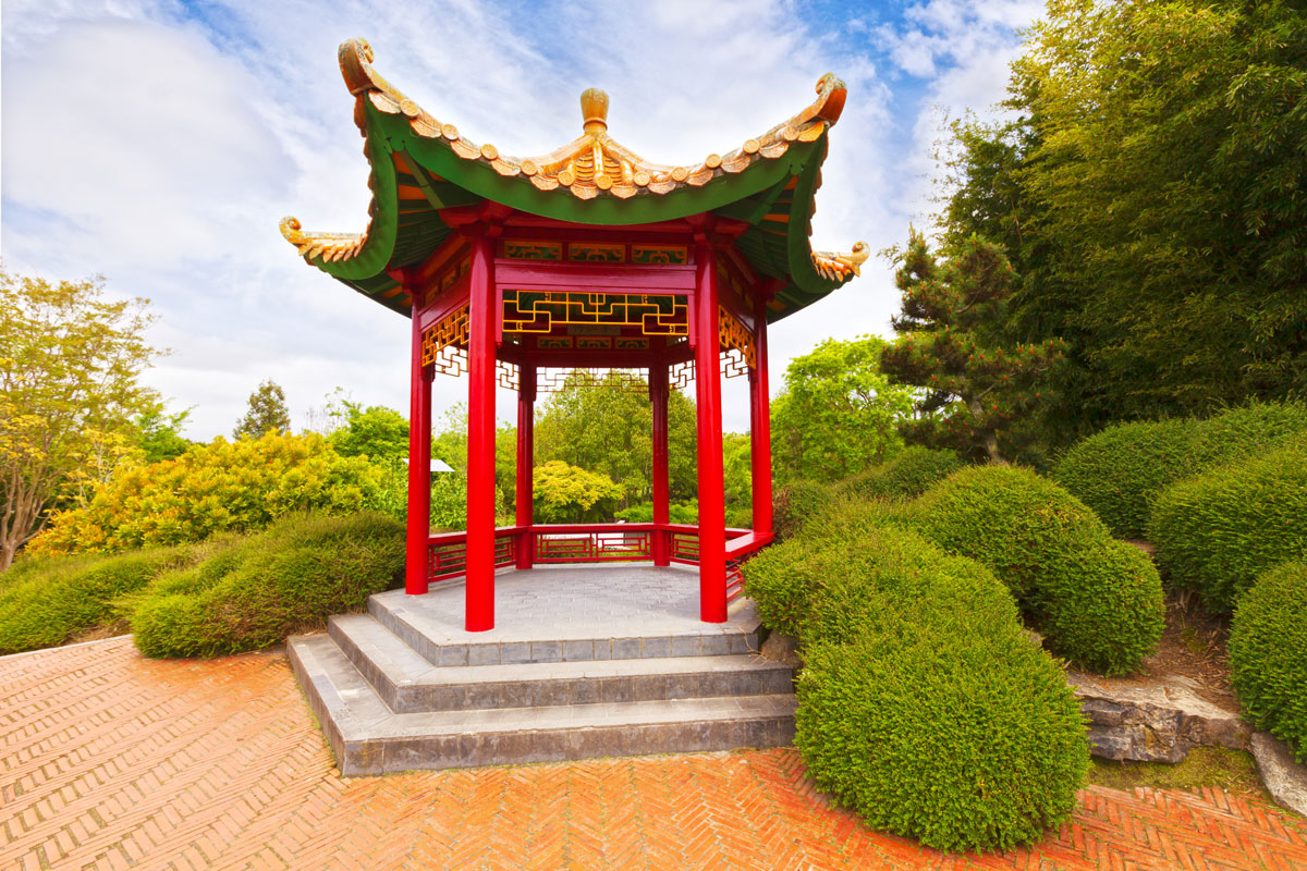 Garden Pagoda Or Pergola What Is The Difference