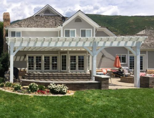 Benefits of an Attached Arbor, Pavilion or Pergola