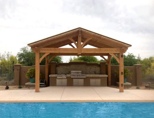 EASY Fast SHADE Power YOUR Outdoor KITCHEN