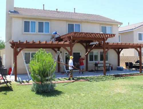 5 Build-it-Yourself Pergola Projects