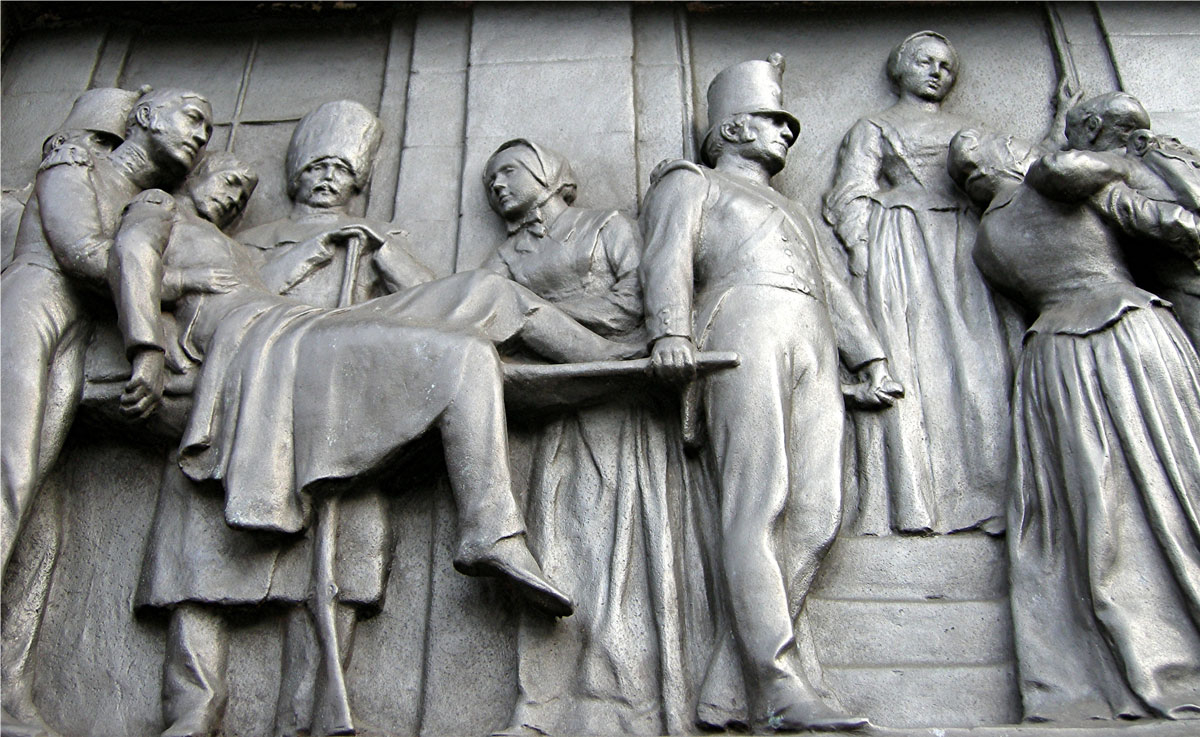 florence nightingale memorial