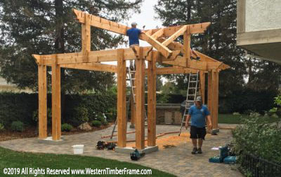 how-to-build-gabled-pavilion
